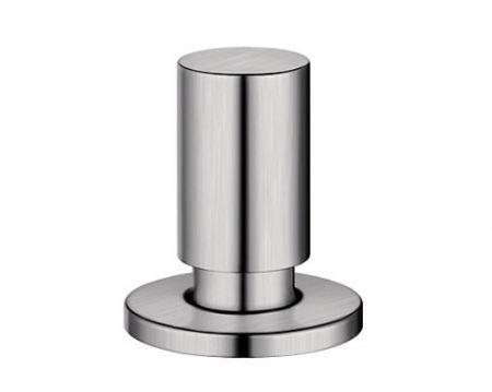 zugknopfe blanco zugknopf rund edelstahl seidenmat. Black Bedroom Furniture Sets. Home Design Ideas